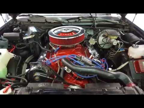 CDS Stage-1 Buick 455 Regal ... POWER BRAKE VACUUM IS GOOD NOW!!! 10-10-2015