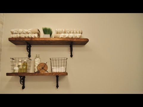 Bathroom Shelves | Bathroom Shelves and Towel Racks