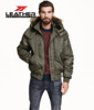 Men's Winter Warm Thermal Wadded Jacket cotton padded coat