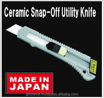 World's Only Snap Off Ceramic Cutter Knife Maker,Original,Made In Japan,For  Hobby And Industrial Use - Buy Knife Maker Product on Alibaba com