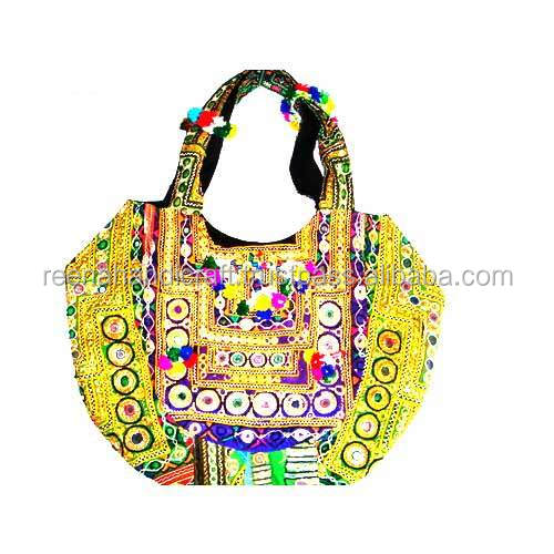 Wholesale New Handmade Antique vintage Shoulder tote bag throw vintage tote bag