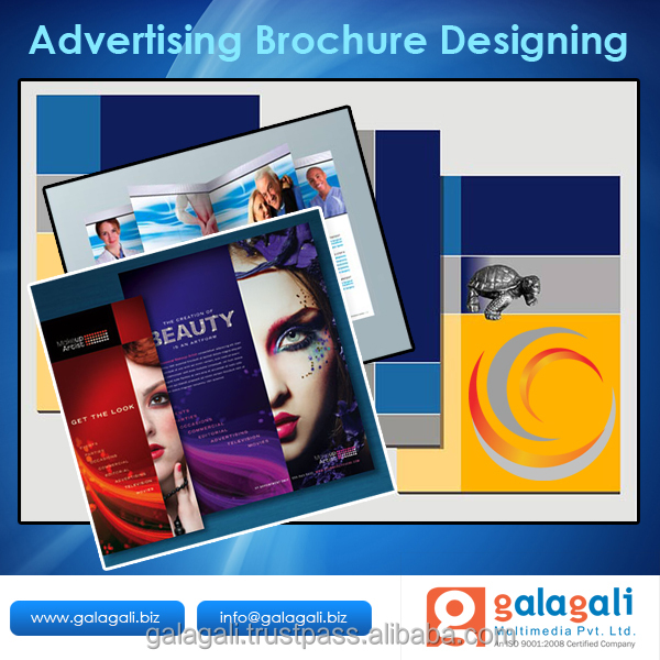 E-Brochures and Website Designing Service at Affordable Price