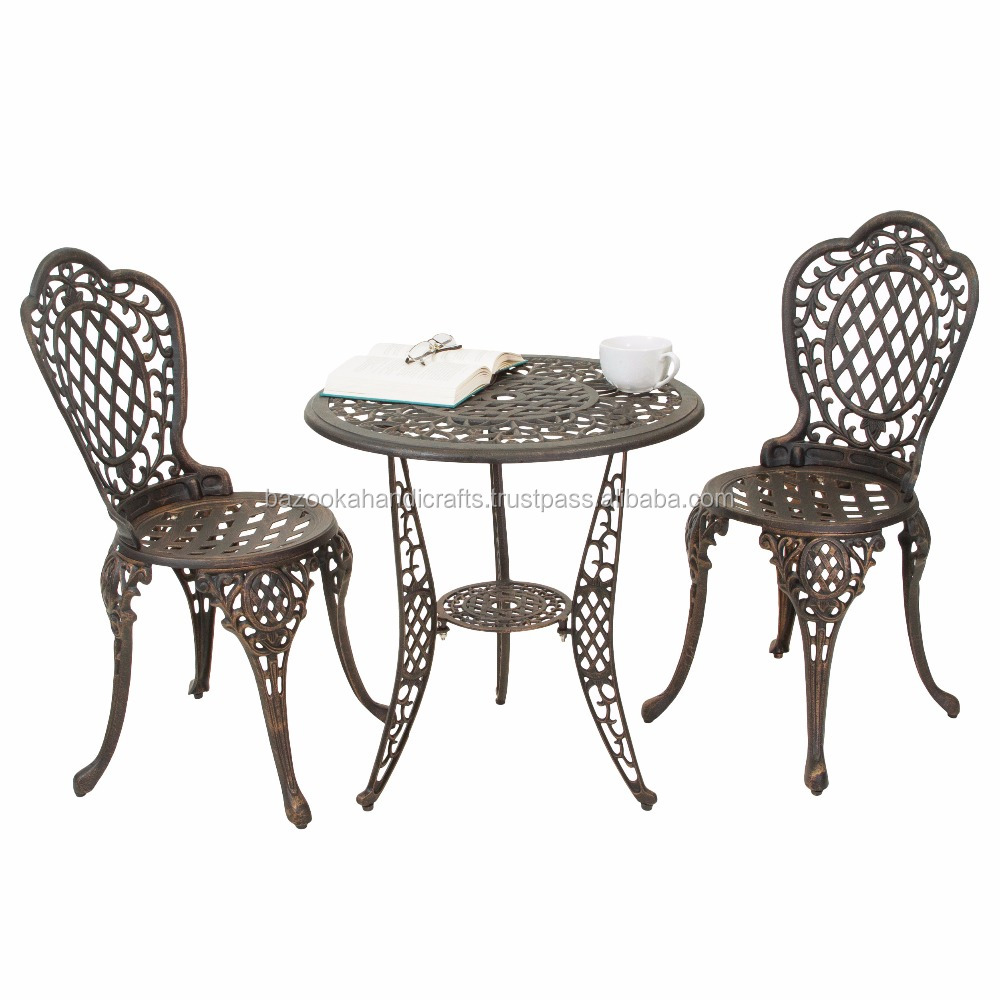 IRON TABLE AND CHAIR , GARDEN TABLE AND CHAIR, ANTIQUE TABLE AND CHAIR