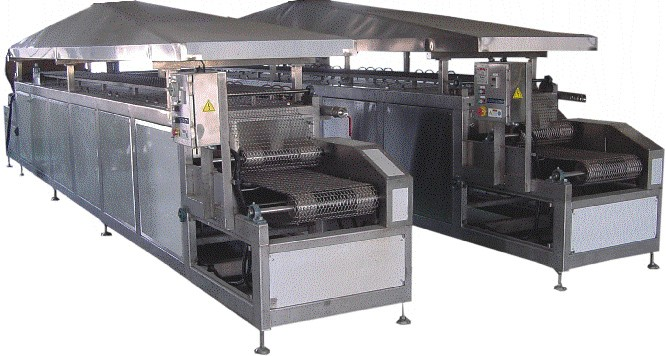 Whole Automatic Industrial FishSnack Factory Equipment