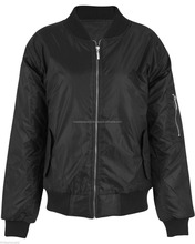 Bomber biker jacket sim fit