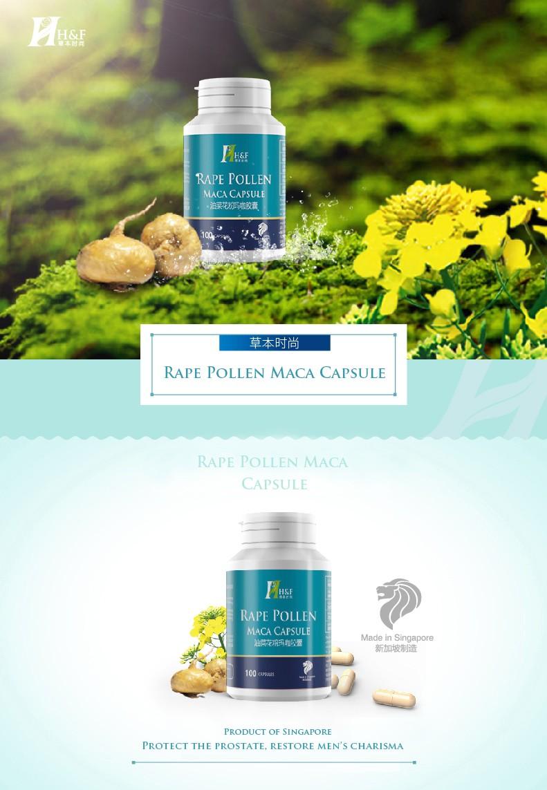 estratto di polline di fiori per il dosaggio della prostata