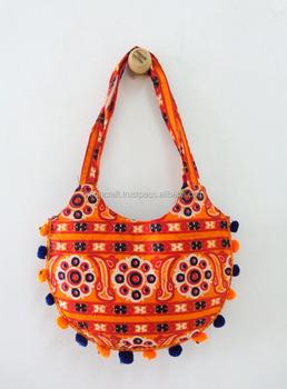 81c2f837f6aa Wholesale online buying handbag - Gujarati banjara style handbag - Vintage ethnic  boho hippie shoulder bag