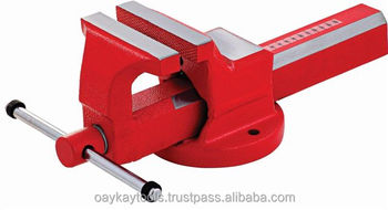 All Forged Steel Bench Vice Vise Heavy Duty With Fixed Base Buy Bench Vice Types Of Bench Vice Vice Product On Alibaba Com