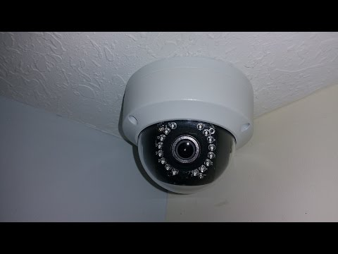 HIKVISION DS-2CD8283F-EI Quick Operation Manual. Aegean Trafico linea madre property Finance