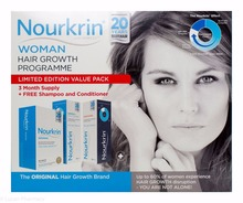 Nourkrin <span class=keywords><strong>女性値</strong></span>パック 180 タブレット