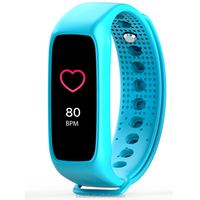 Bozlun L30T origianal fitness tracker colorful strap and colorful screen smart bracelet