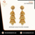 Ethnic Looking Earring Jhumka Design Available in Various Styles - 10811