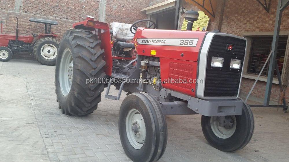 Massey Ferguson Mf 385 2wd Pakistan Assembles Machine