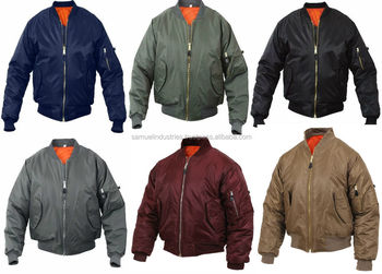 68bc43903 Airplane Bomber Jacket/military Apparel/bombardier Jacket/air Force Flight  Jackets/men's Flight/bomber Coats Jackets For Soldier - Buy Leather Flight  ...