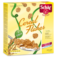Schar Cereal Corn Flakes Dietary Rice And Corn Gluten 300g