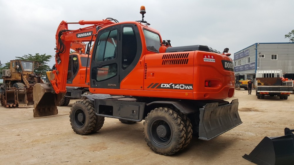 Used Wheel Excavator, Used Wheel Excavator Suppliers and ...