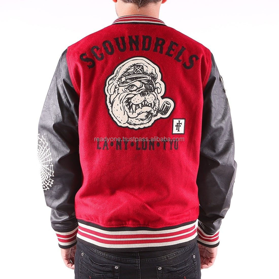 Custom Made Letterman Varsity Jackets Men,Custom Varsity Jackets ...
