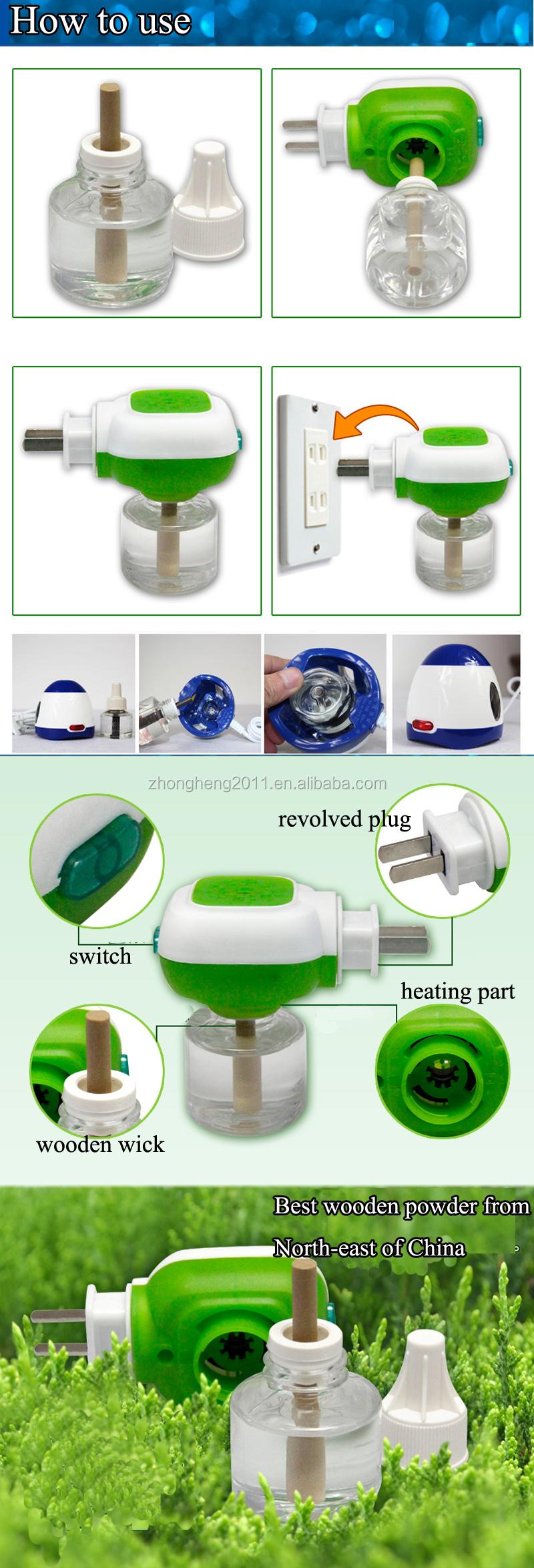 Zhongheng Electric Mosquito Liquid&mat Heater/mosquito ...