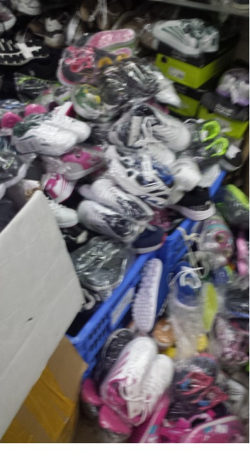 BHNSHWD1508 Wholesale Cheap Children Shoes Mixed stocklot goods