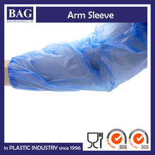 HDPE plastic water proof arm sleeve cover