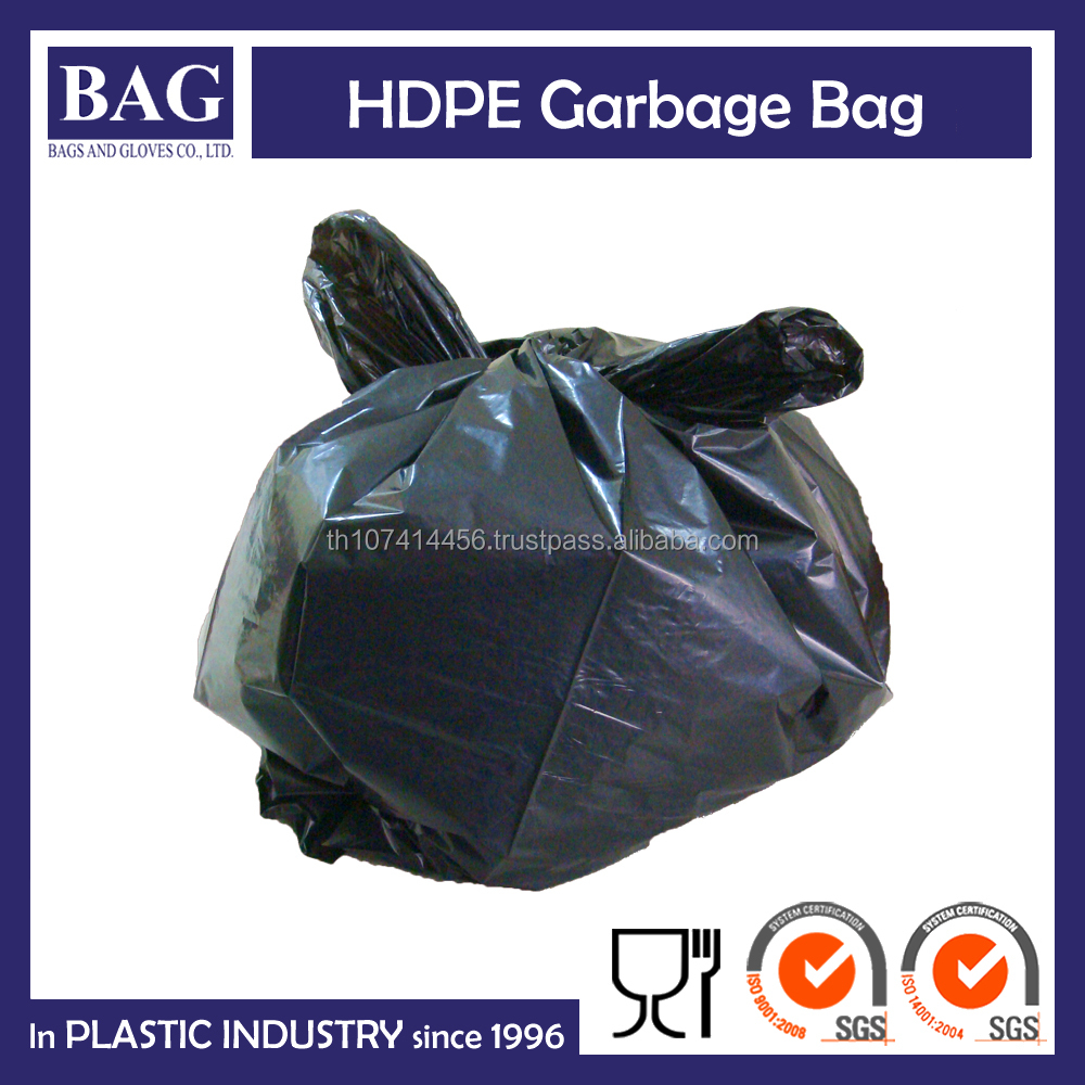 100% guarantee high quality strong plastic garbage bag