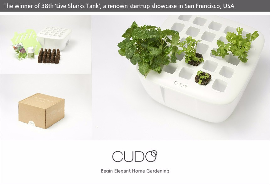 CUDO (Hydroponics, Home Growing, Indoor Gardening, Gifts, Household)