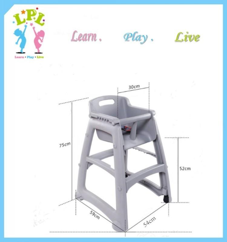 Bebé De Plástico Muebles De Muebles Silla De Bebé Kfc Y Cinco ...