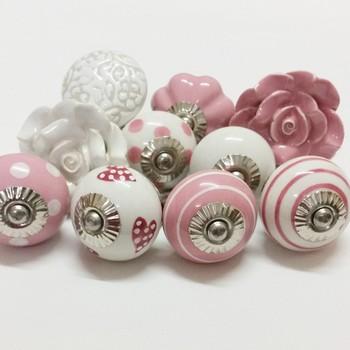 Vendita Calda Di Ceramica Manopole/decorativi All\'ingrosso Manopole  Colorate/per Armadio Da Cucina,Porte,Mobili Maniglie - Buy India Maniglie  Delle ...