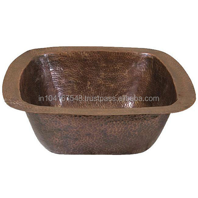 Hot Selling Copper sinks,steel sinks,custom sinks