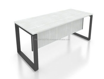 Ssr1275 Malaysia Office Table C W Square Leg