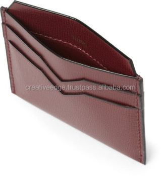 leather business card holder leather name card holder leather golf score card holder - Leather Business Card Holder