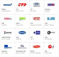 All Kinds Of Korean Auto Spare Parts