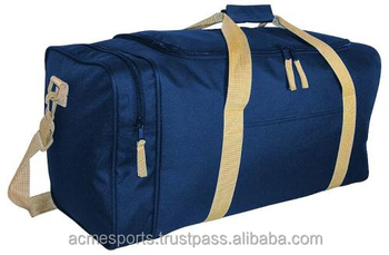 d7cc0270ff Duffle Bag Deluxe Travel Gym Sports Bag With Shoe Storage - Buy ...