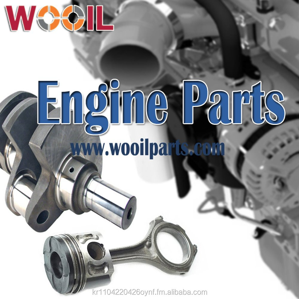 SPARE PARTS/REPLACEMENT PARTS FOR CUMMINS ENGINE (CONSTRUCTION HEAVY EQUIPMENTS)