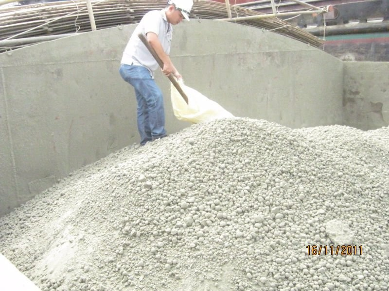 Portland Cement Clinker : High grade vietnam portland cement clinker buy white