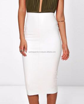 c031bac1fe Africano largo faldas mujeres alta cintura plisada doble capa negro barato  de la PU cuero Falda