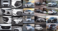 Korean Car Body Kits, Aero Parts, Accessories for Hyundai, KIA, SSangYong, GM, Renault Samsung, etc