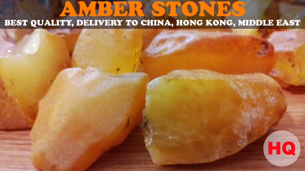 AMBER STONES, RAW AMBER OF BEST QUALITY WITH DELIVERY SERVICE