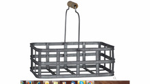 Metal Wire Storage basket caddy