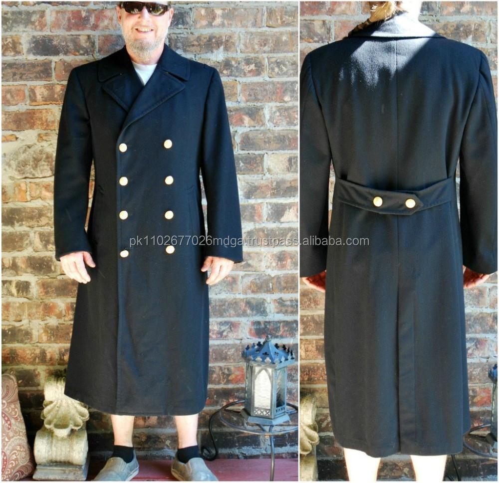 2016 New Design Winter Men Long Loose Cardigan Coat/men's Trench ...