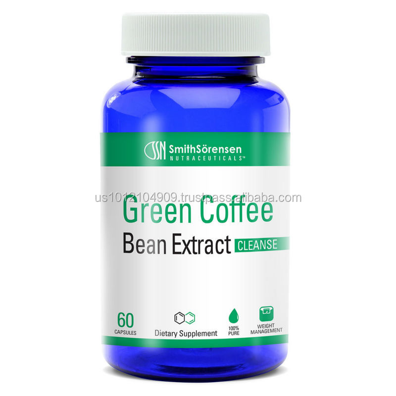 GMPc Slimming Weight Loss Product - Green Coffee Bean Extract Capsules