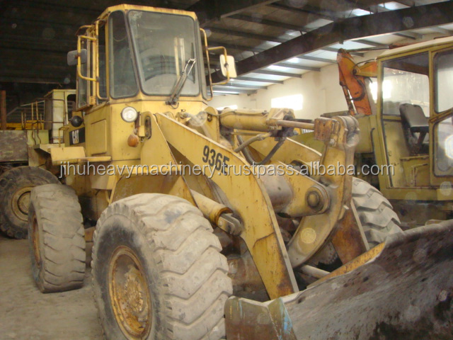 Used 936E Caterpillar wheel loader tyres/parts for sale! American used wheel loader CAT 936E for sale!