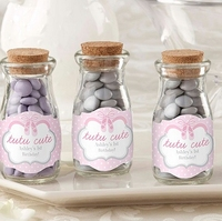 Baby shower favors bath salts