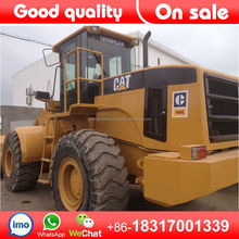 Used CAT966G Wheel Loader , Secondhand Caterpillar Wheel Loader 950 966 980 for sale
