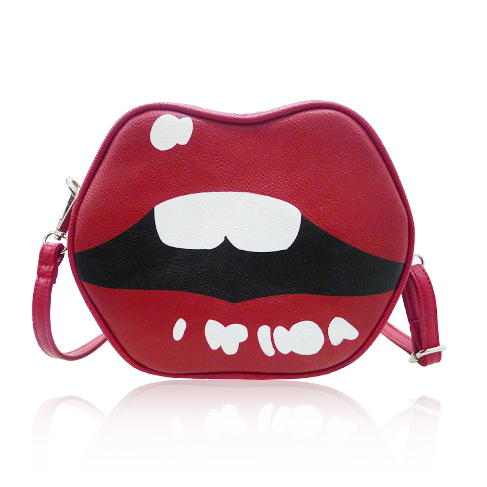 Women Cute Lips Shape Design Bag Whole Las Novelty Fancy Bags Stylish Product On Alibaba