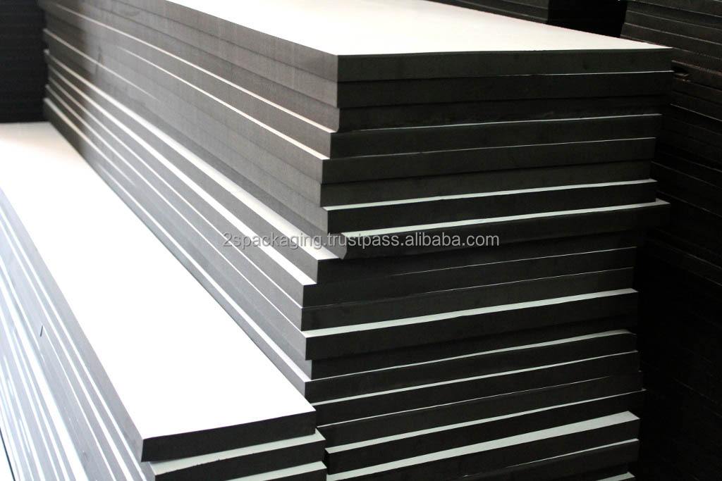 Light Weight Pu Eva Pe Foam Sheet With Good Vibration