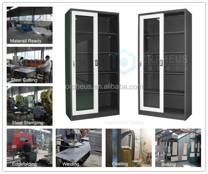 Arabian Gulf Metal Office Furniture Cheap File Wardrobe