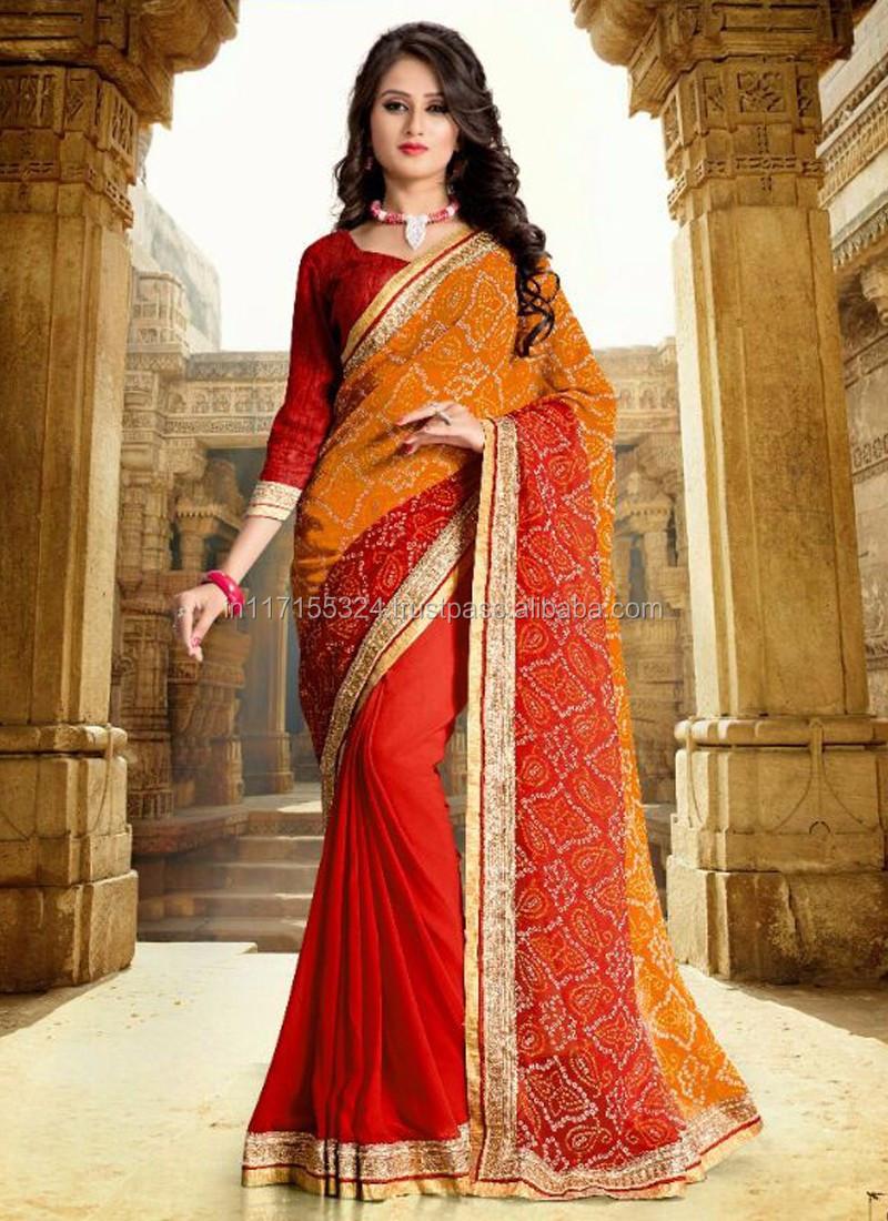 e4242b726a Wholesale saree - Latest marwadi saree - Saree wholesaler in kolkata - New  border design saree