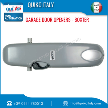 Durable Finish Long Working Life Garage Door Openers Boxter Series