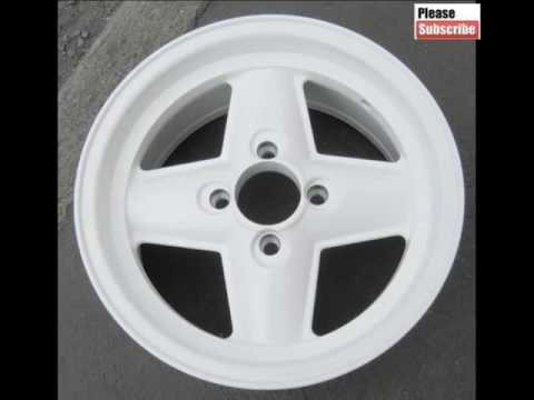 Modify With White Alloy Wheels | Pictures Of Rims & Tires Of Modern Vehicles